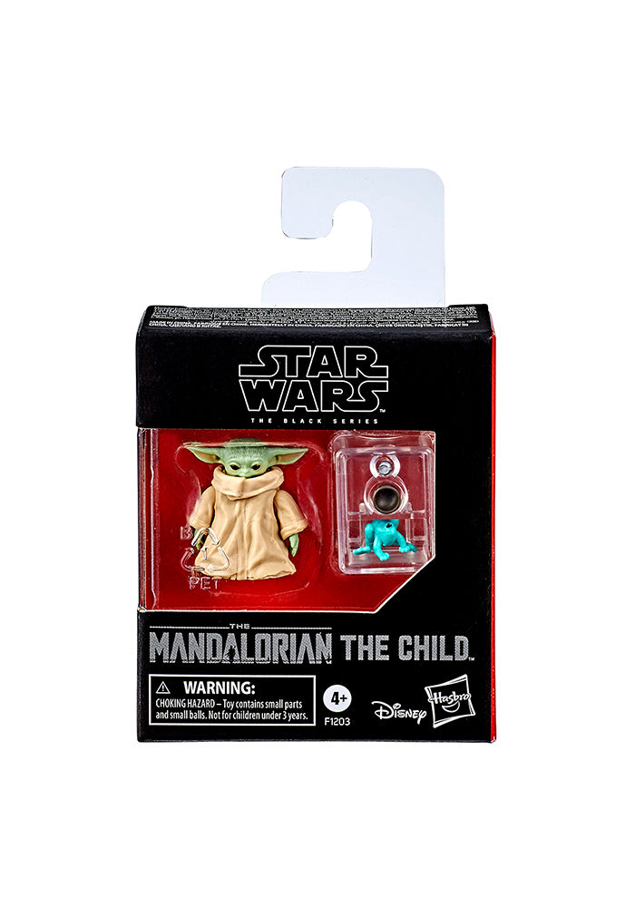 STAR WARS Star Wars: The Black Series The Mandalorian 1.2-Inch Action Figure - The Child