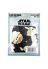 STAR WARS The Mandalorian The Child Face Mask - Black
