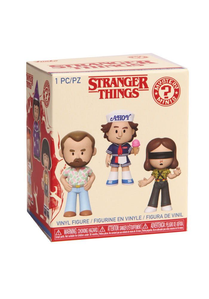 Stranger things mini mystery pop vinyl lucas