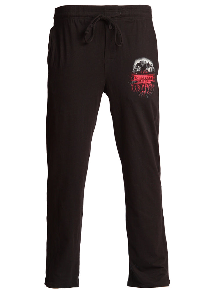 STRANGER THINGS Stranger Things Mind Flayer Pajama Pants