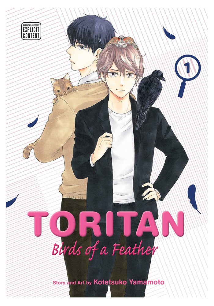 SUBLIME Toritan: Birds of a Feather Vol. 1 Manga
