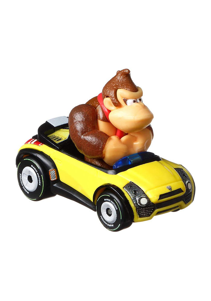 SUPER MARIO BROS Hot Wheels: Mario Kart - Donkey Kong Sports Coupe