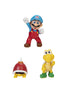 SUPER MARIO BROS World of Nintendo 2.5-Inch Action Figure - Mario Underground Playset