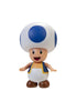 SUPER MARIO BROS World of Nintendo 4-Inch Action Figure - Blue Toad