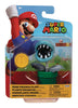 SUPER MARIO BROS World of Nintendo 4-Inch Action Figure - Bone Piranha Plant