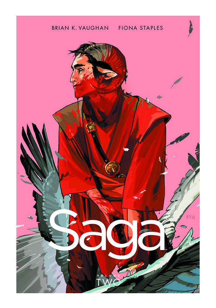 IMAGE COMICS Saga Volume 2 Graphic Novel