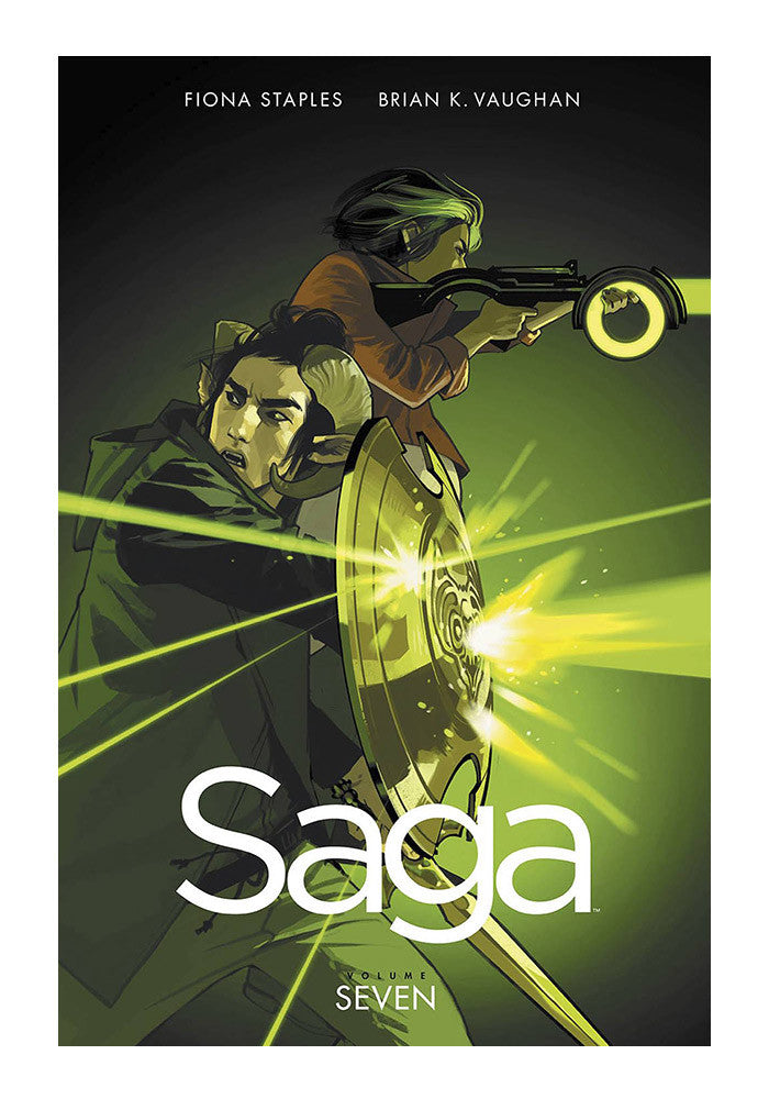 IMAGE COMICS Saga Volume 7 Graphic Novel