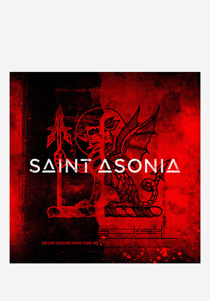 SAINT ASONIA Saint Asonia With Autographed Booklet