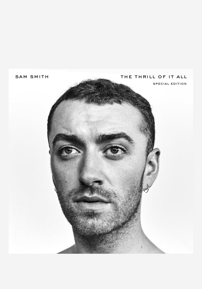 SAM SMITH The Thrill Of It All Special Edition 2 LP