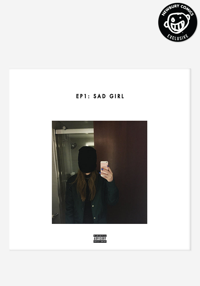 SASHA SLOAN sad girl EP (Color)