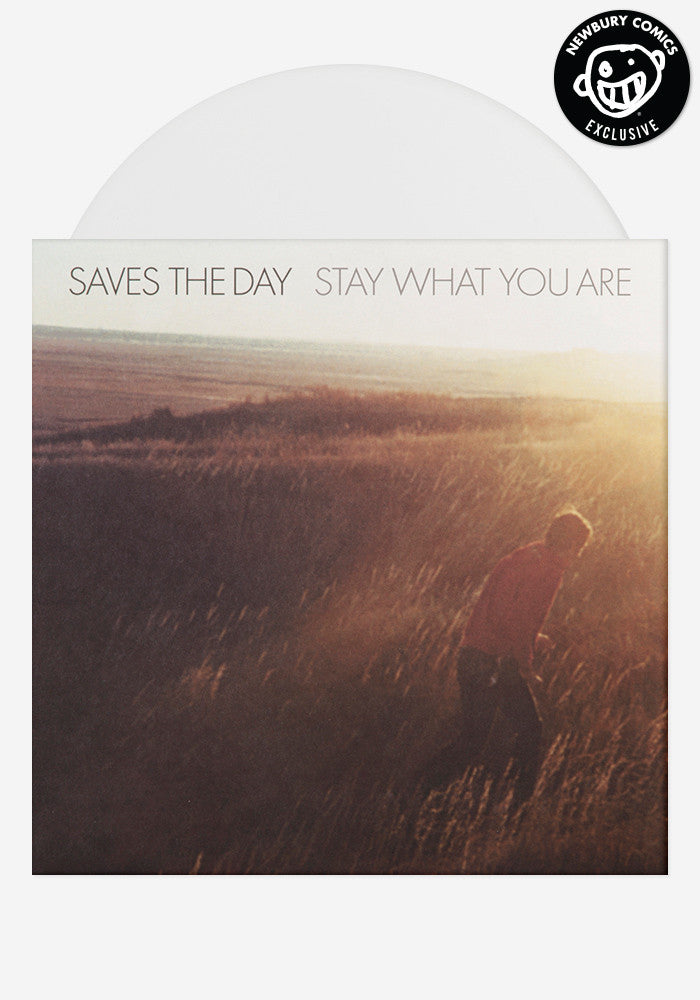 SAVES THE DAY Stay What You Are Exclusive LP