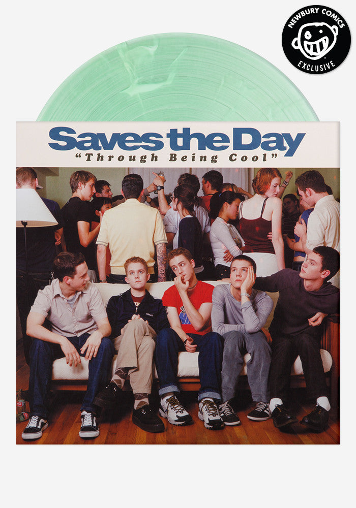 SAVES THE DAY Through Being Cool Exclusive LP