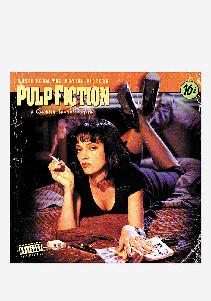 VARIOUS ARTISTS Soundtrack - Pulp Fiction  LP