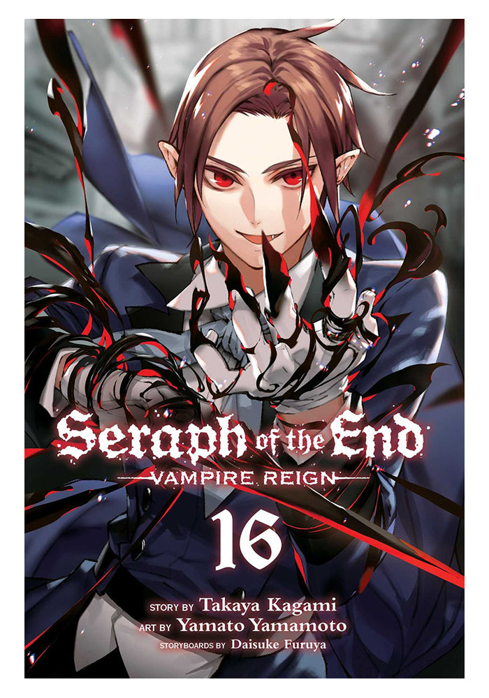 VIZ MEDIA Seraph of the End: Vampire Reign Vol. 16 Manga