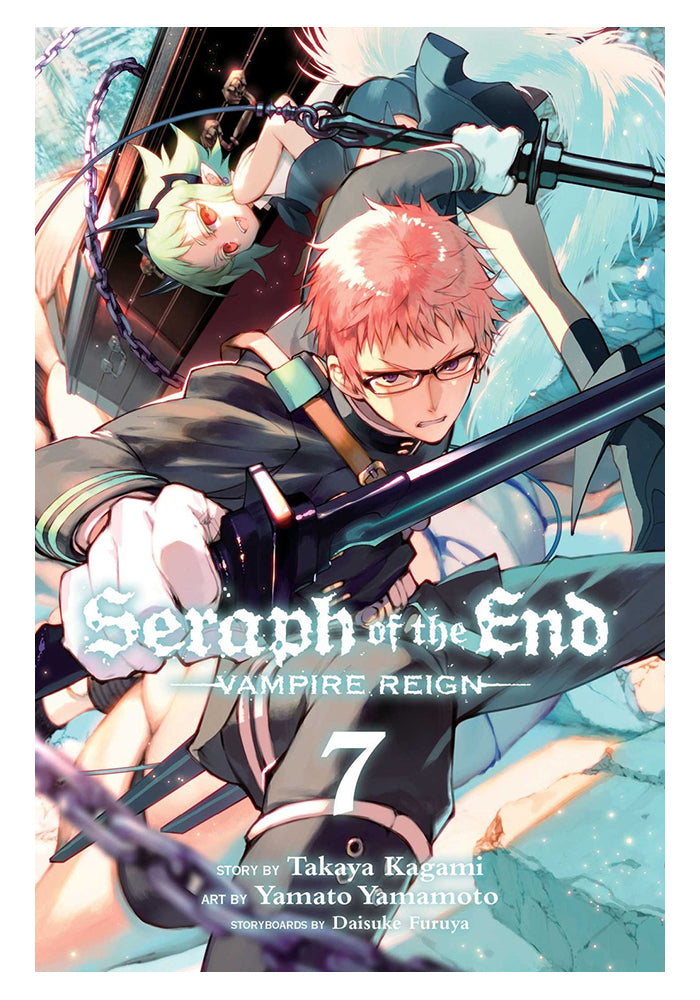 VIZ MEDIA Seraph of the End: Vampire Reign Vol. 7 Manga