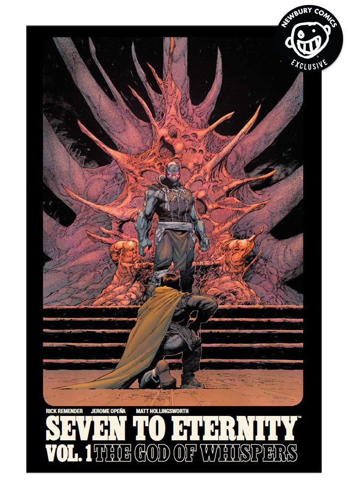 IMAGE COMICS Seven To Eternity Vol 1 Exclusive Variant Graphic Novel