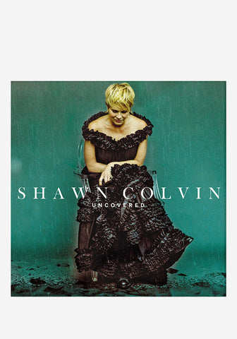 SHAWN COLVIN Uncovered With Autographed CD Booklet