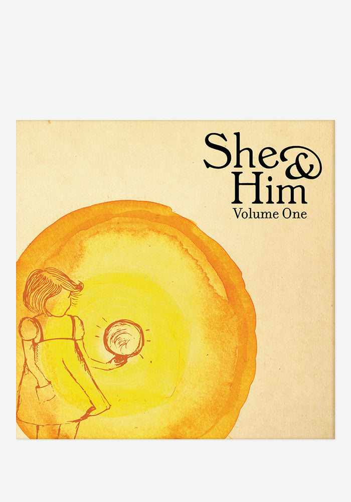 SHE & HIM Volume One LP