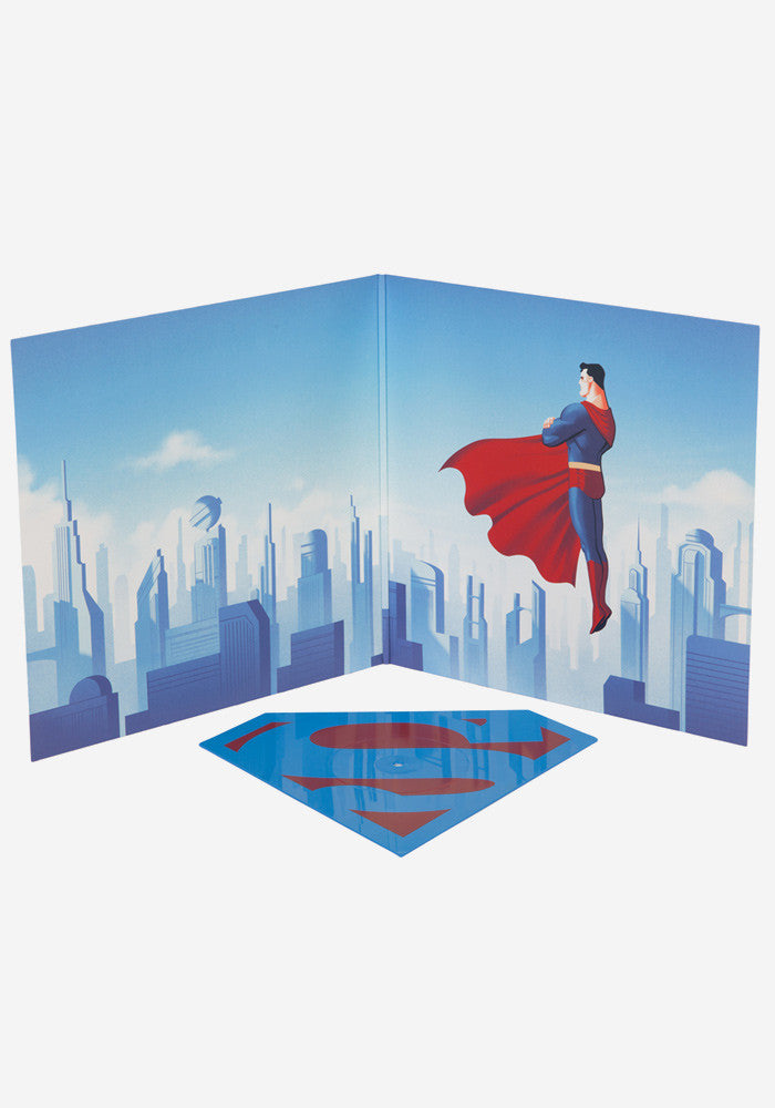 SHIRLEY WALKER Soundtrack - Superman The Animated Series Exclusive Die-Cut Single