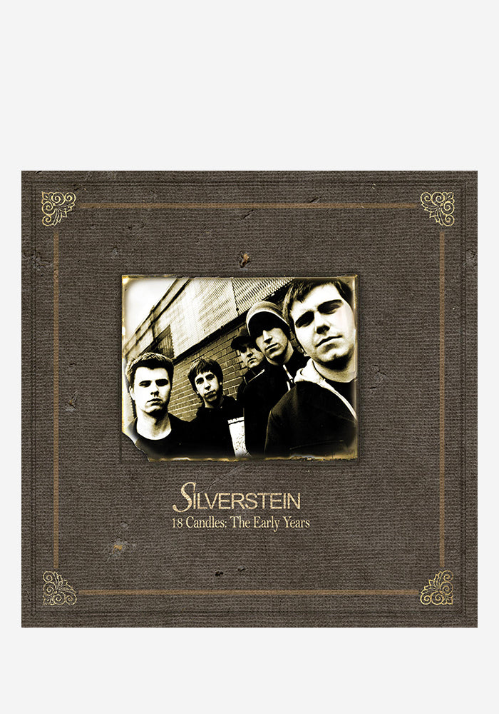 SILVERSTEIN 18 Candles: The Early Years 2LP