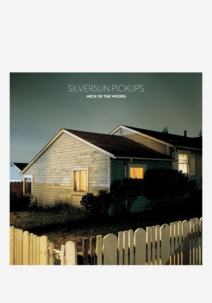 SILVERSUN PICKUPS Neck Of The Woods 2LP (Color)