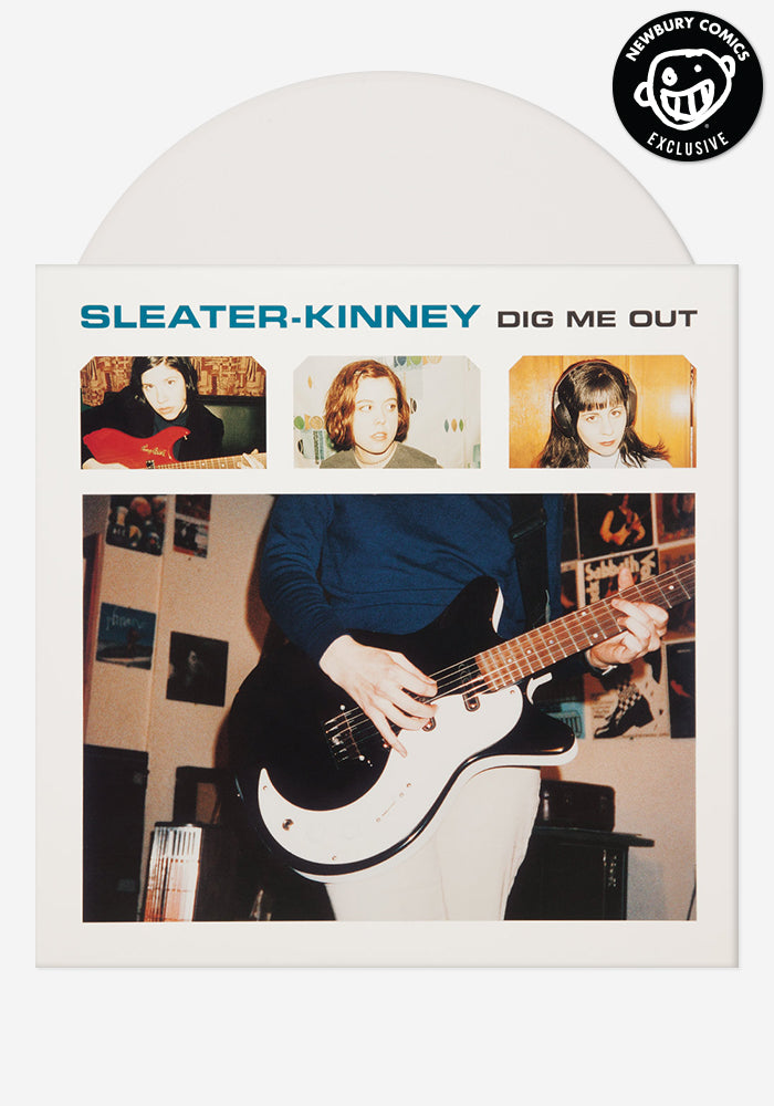SLEATER-KINNEY Dig Me Out Exclusive LP