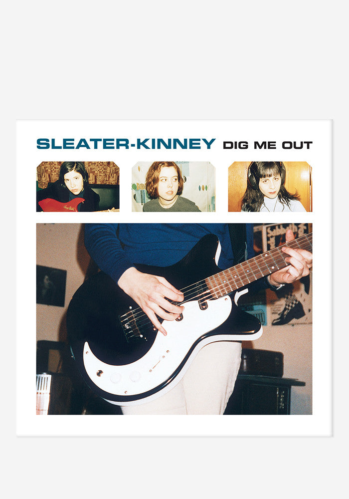 SLEATER-KINNEY Dig Me Out LP