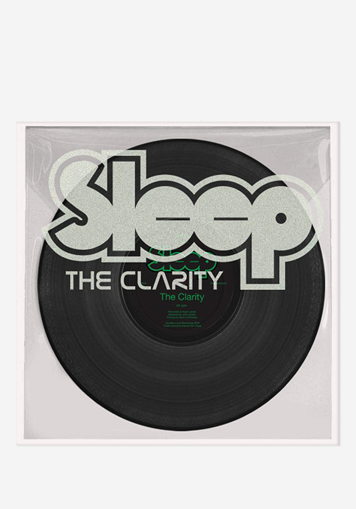 "SLEEP The Clarity 12"" Single"
