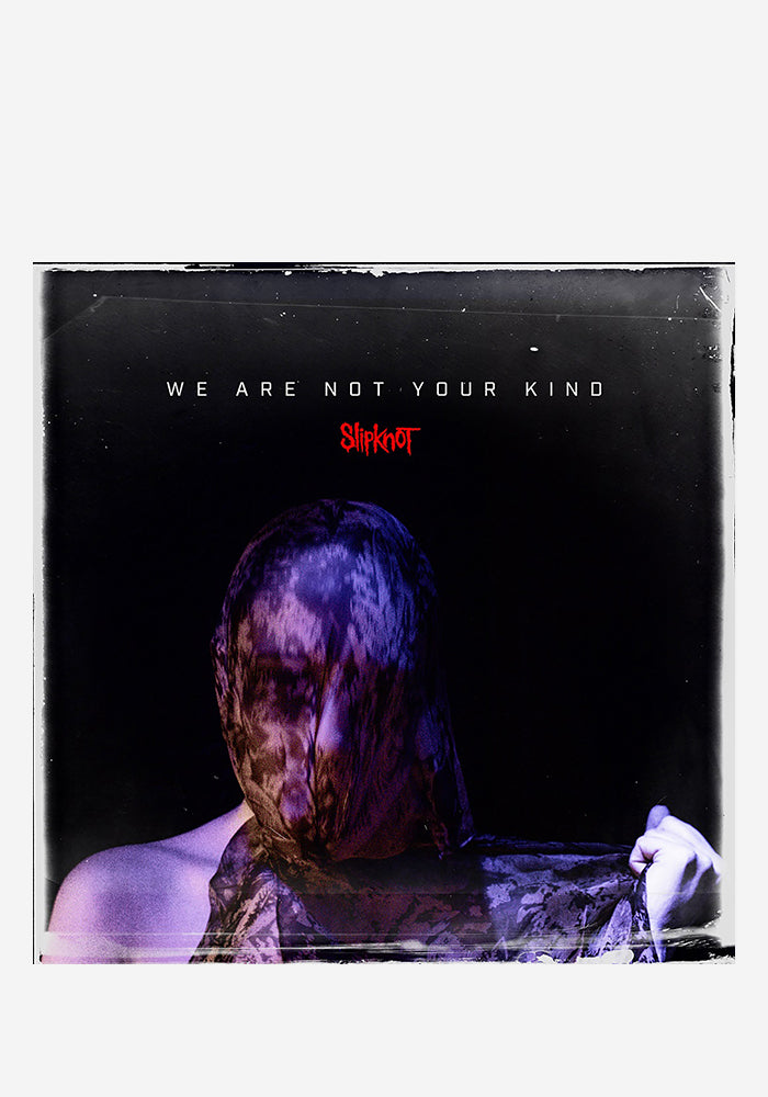 SLIPKNOT We Are Not Your Kind LP