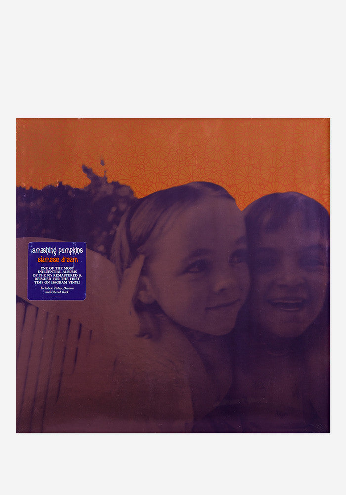 SMASHING PUMPKINS Siamese Dream 2 LP