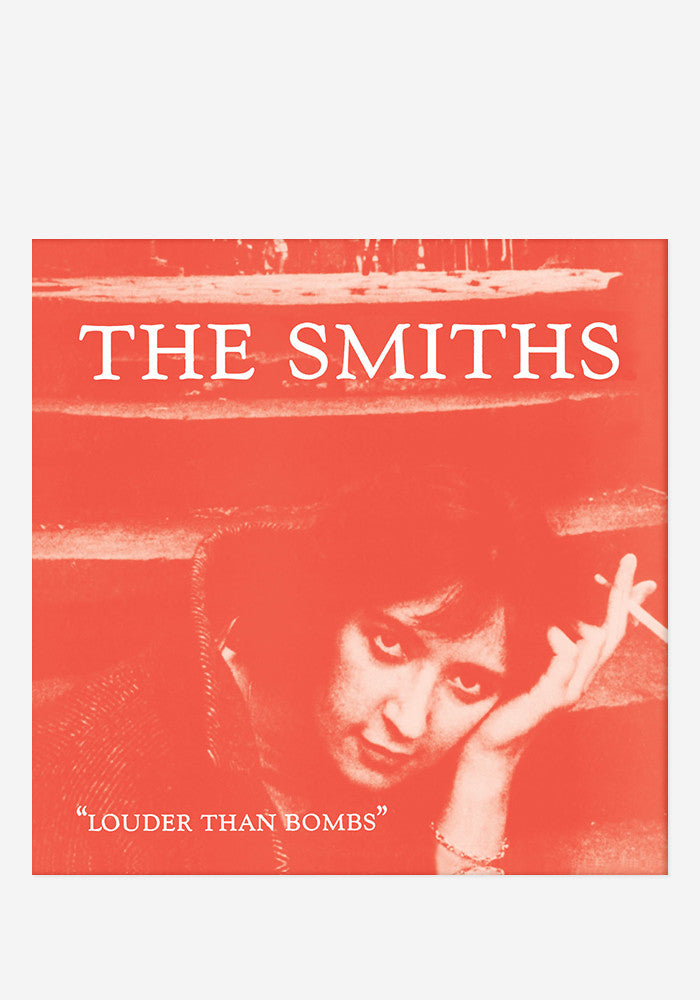 THE SMITHS Louder Than Bombs LP