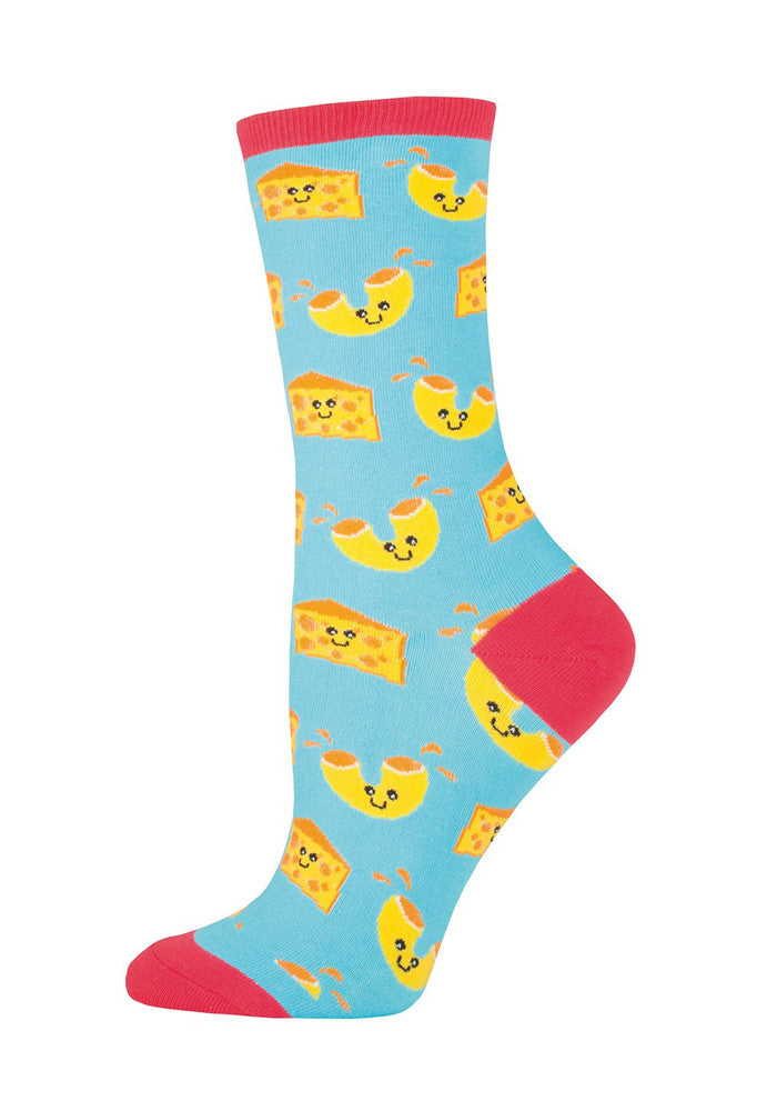 SOCKSMITH Mac & Cheese Socks
