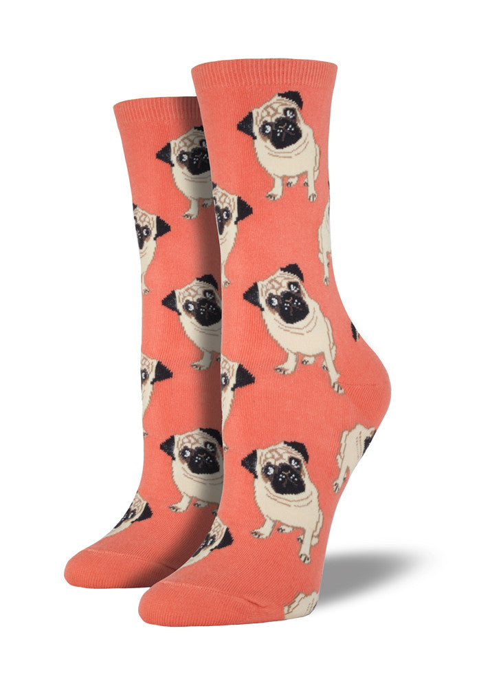 SOCKSMITH Loving Pug Socks