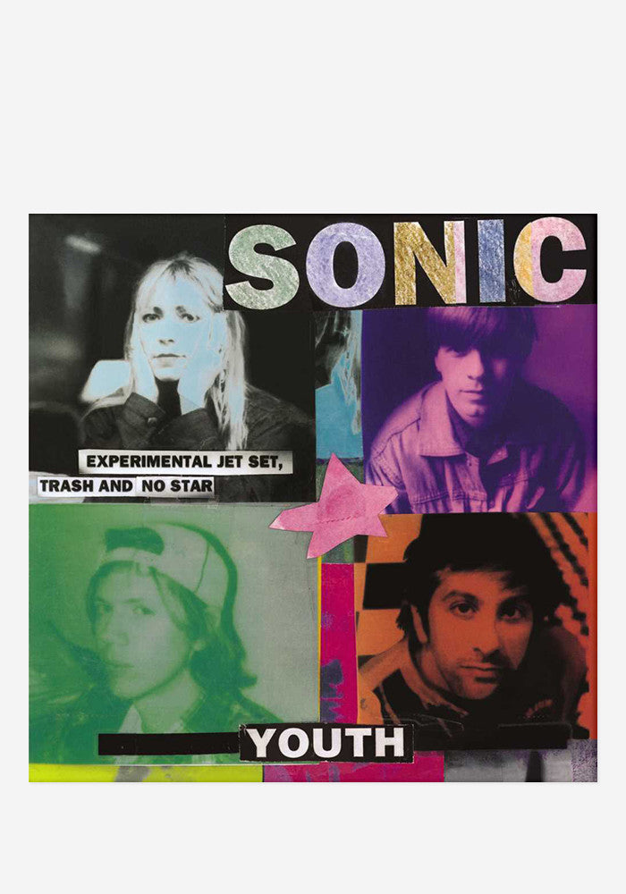 SONIC YOUTH Experiemental Jet Set, Trash And No Star LP