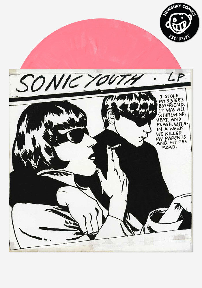 SONIC YOUTH Goo Exclusive LP