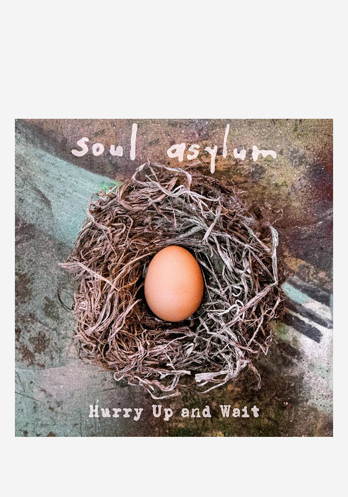 SOUL ASYLUM Hurry Up And Wait: Deluxe Version 2LP + 7""