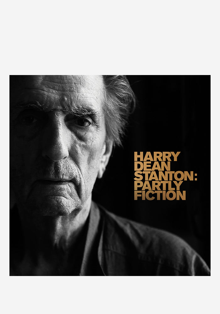 HARRY DEAN STANTON Soundtrack - Harry Dean Stanton: Partly Fiction LP