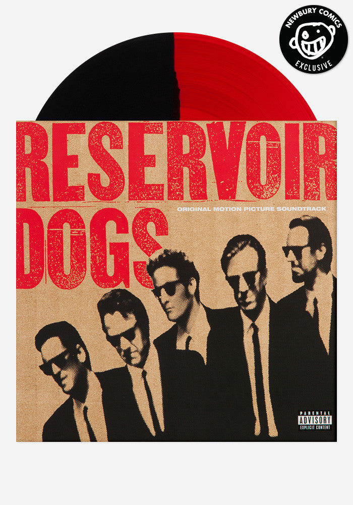 VARIOUS ARTISTS Soundtrack - Reservoir Dogs Exclusive LP