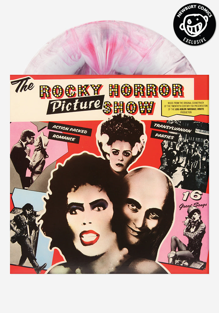 VARIOUS ARTISTS Soundtrack - The Rocky Horror Picture Show Exclusive LP