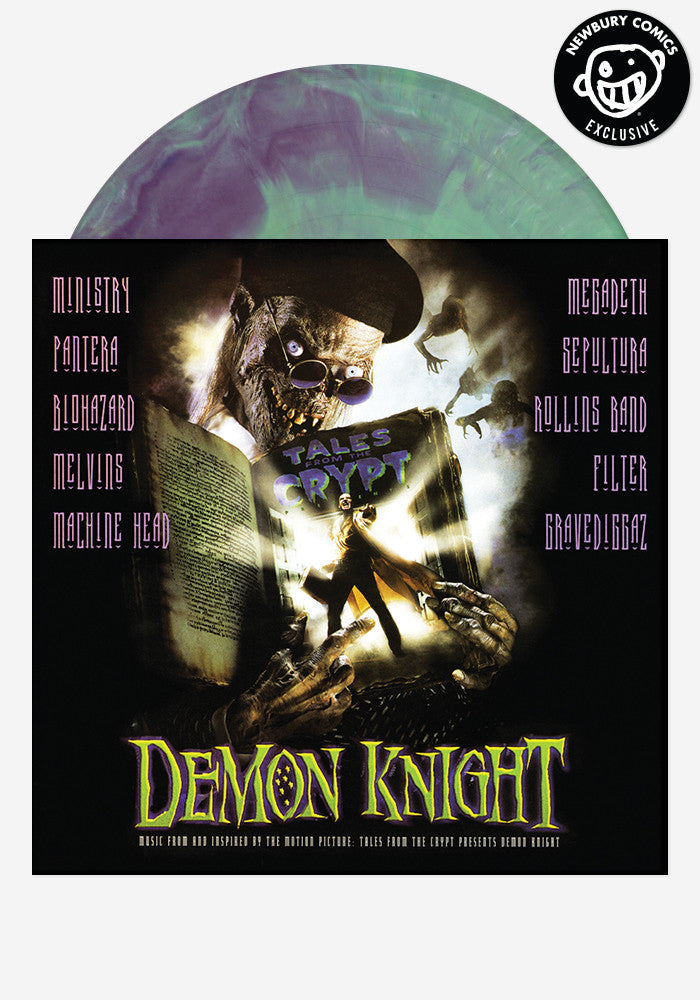 Various Artists Soundtrack Tales From The Crypt Demon
