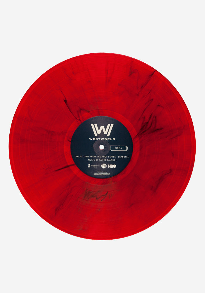 RAMIN DJAWADI Soundtrack - Westworld Season 1 Exclusive LP