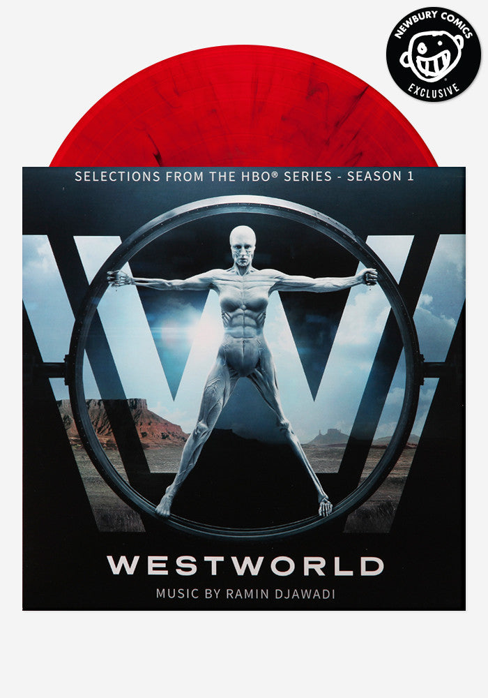 ramin djawadi soundtrack westworld season 1 exclusive lp color vinyl newbury comics. Black Bedroom Furniture Sets. Home Design Ideas
