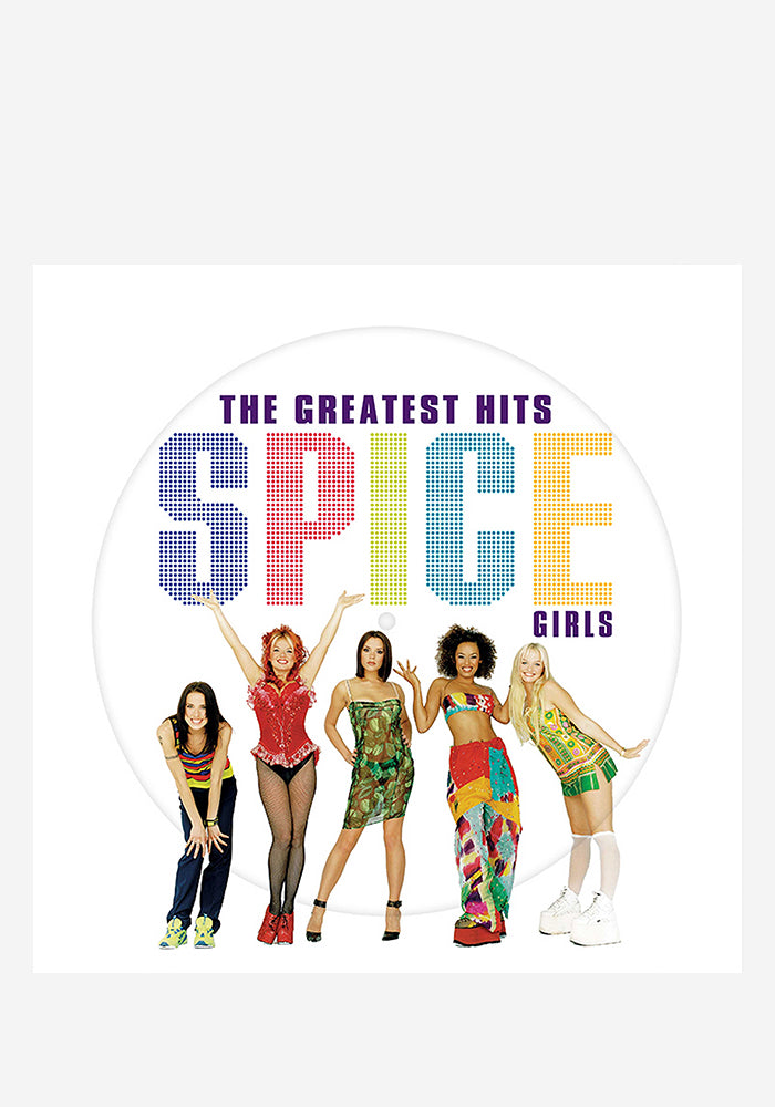 SPICE GIRLS Spice Girls Greatest Hits LP (Picture Disc)