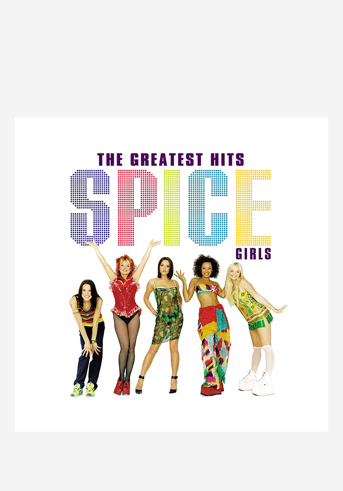 SPICE GIRLS The Greatest Hits: Spice Girls LP