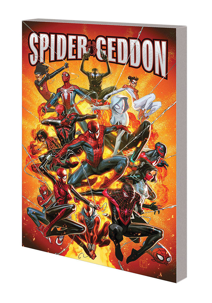 MARVEL COMICS Spider-Geddon Graphic Novel