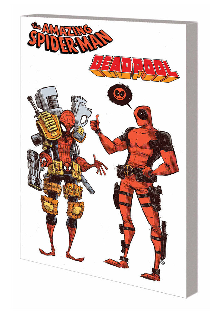 MARVEL COMICS Spider Man Deadpool Vol 00: Donu0027t Call It A Team