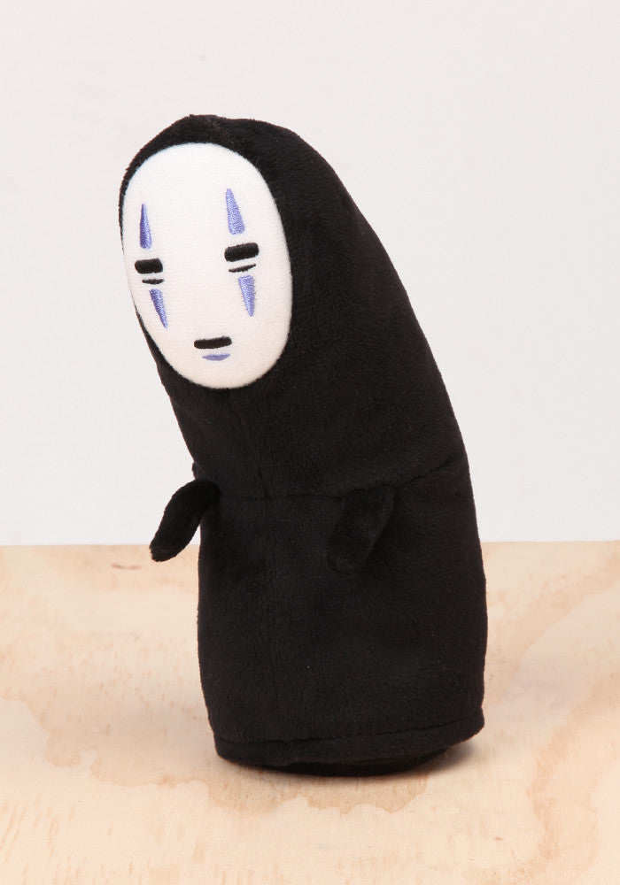 "SPIRITED AWAY No Face 8"" Plush"