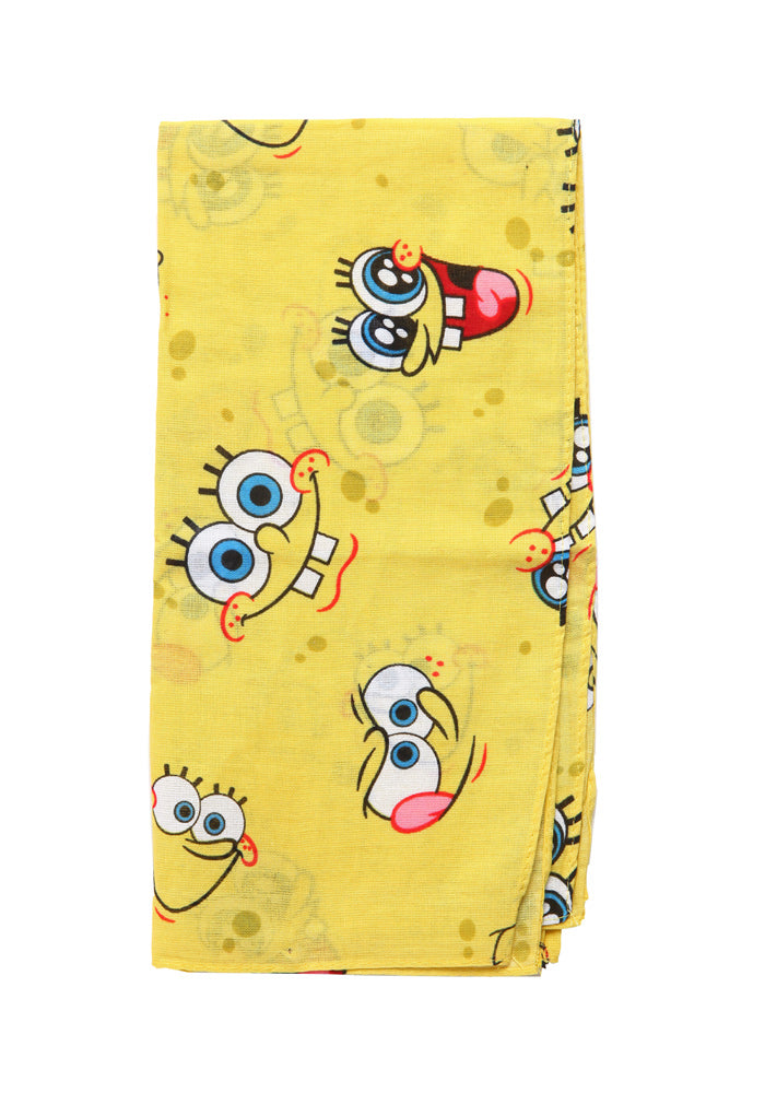 SPONGEBOB SQUAREPANTS SpongeBob All-Over-Print Bandana