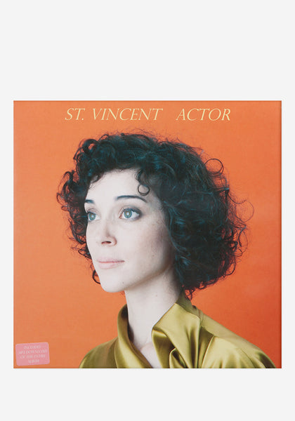 St Vincent Actor Lp Newbury Comics