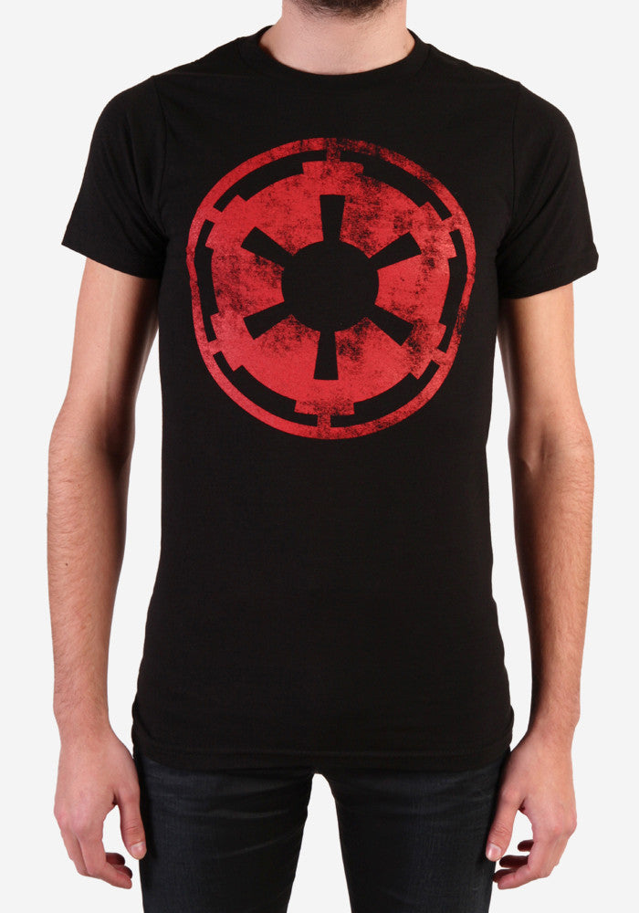 STAR WARS Aging Logo Empire T-Shirt